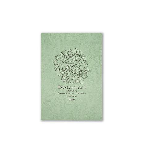 ミューズ ボタニカルブック A5(BC-1345)