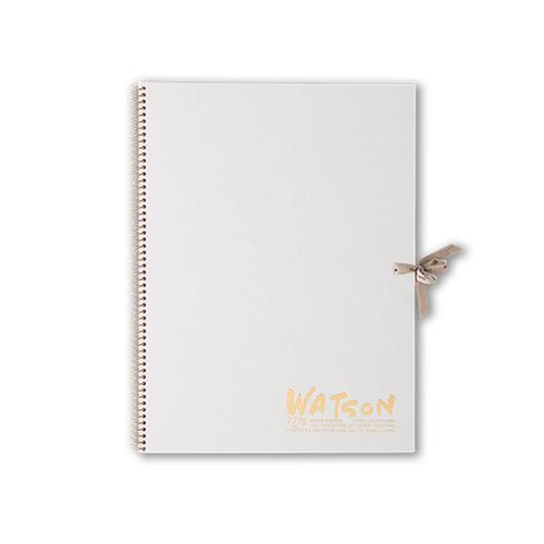 ミューズ ホワイトワトソンブック F4(HW-2404)