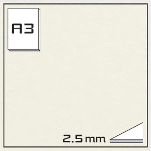 オリオン バロンケントボード BW-A3[5枚組]2.5mm厚