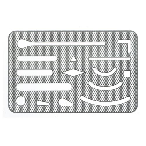 ステッドラー メッシュ字消板(929 50)
