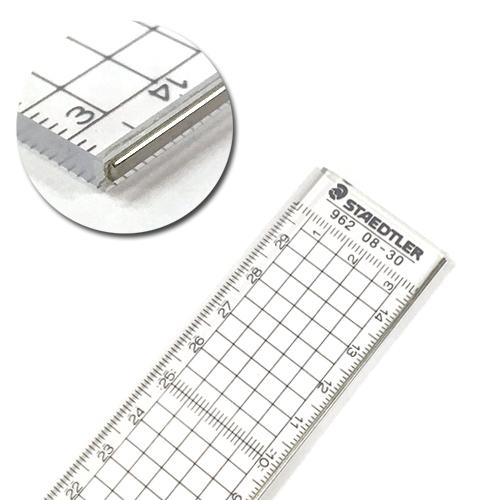 ステッドラー カッティング用方眼定規30cm(962 08-30)