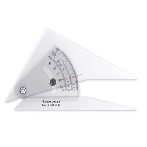 ステッドラー マルス勾配三角定規30cm(964 51-12)