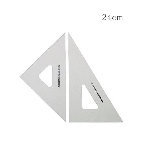 ステッドラー マルス三角定規24cm(964 24)