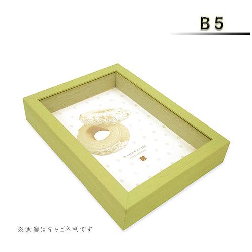 アートボックスフレーム<パステルグリーン>B5