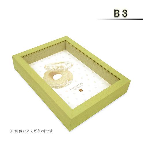 アートボックスフレーム<パステルグリーン>B3
