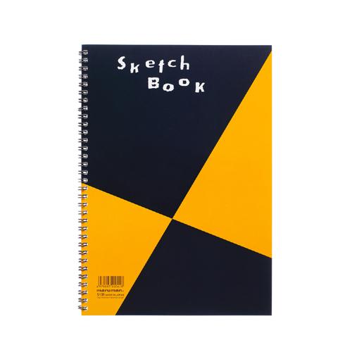 マルマン 図案スケッチブック A4(S131)