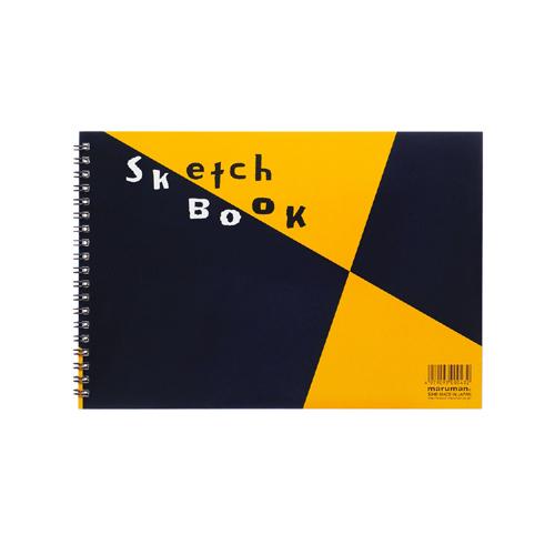 マルマン 図案スケッチブック B5(S140)