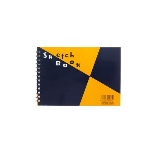 マルマン 図案スケッチブック B6(S160)