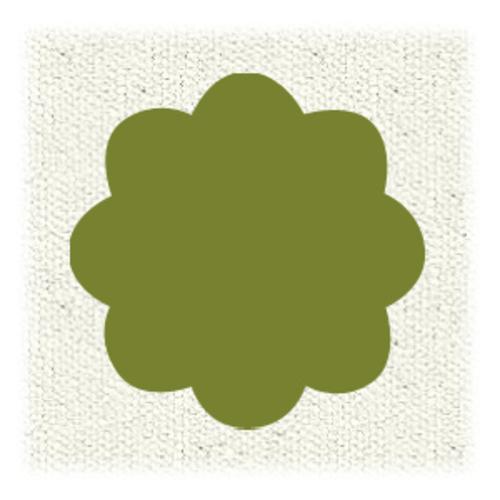 ターナー布えのぐ20ml 47モスグリーン