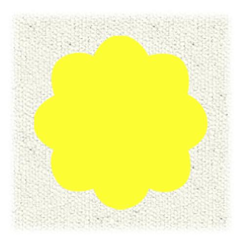ターナー布えのぐ20ml 102蛍光レモン