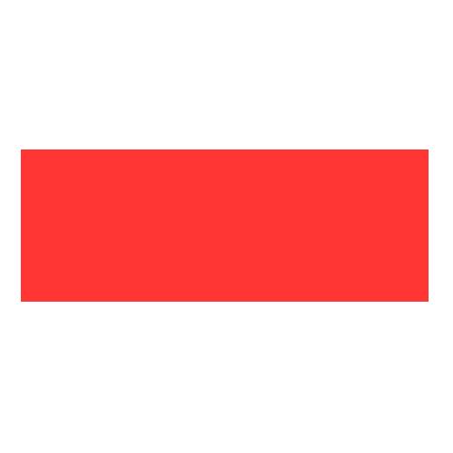 ターナー イベントカラー170ml 蛍光レッド