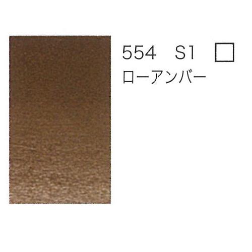 W&N プロフェッショナル水彩2号(5ml) 554ローアンバー