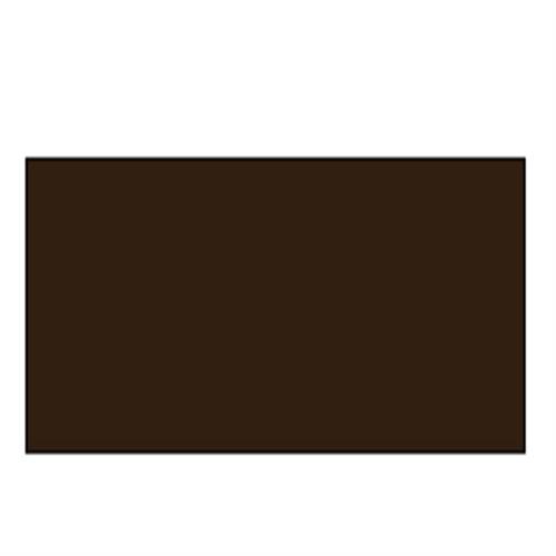 W&N コットマン水彩ハーフパン 676バンダイクブラウン