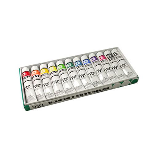 ニッカー デザイナースカラー20ml 12色セット