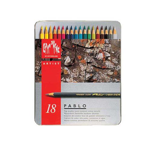 カランダッシュ パブロ色鉛筆 18色セット