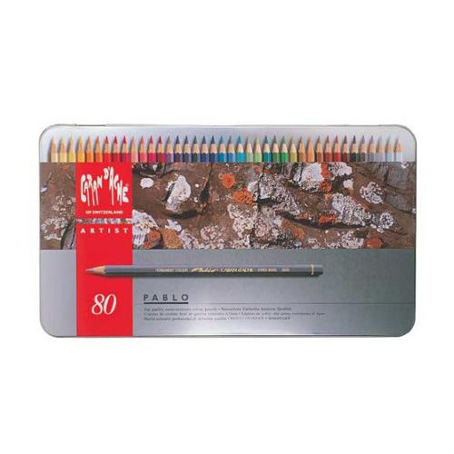 カランダッシュ パブロ色鉛筆 80色セット
