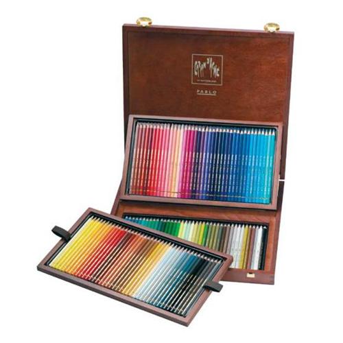 カランダッシュ パブロ色鉛筆 120色セット(木箱入)