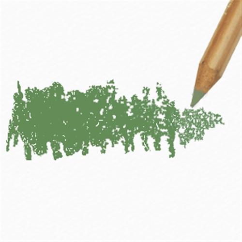 カランダッシュ パステルペンシル 212クロムオキサイドグリーン