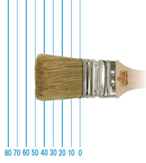 オメガ ペイントブラシ 49(フラット)#40