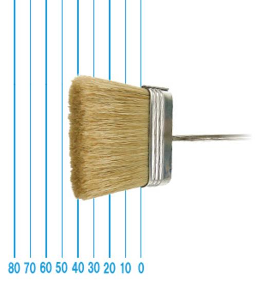 オメガ ペイントブラシ 50(フラット)#50
