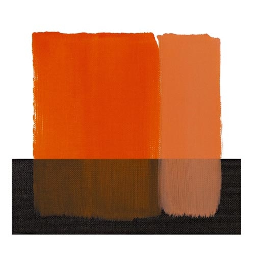 マイメリ クラシコ油絵具20ml 249パーマネントレッドオレンジ