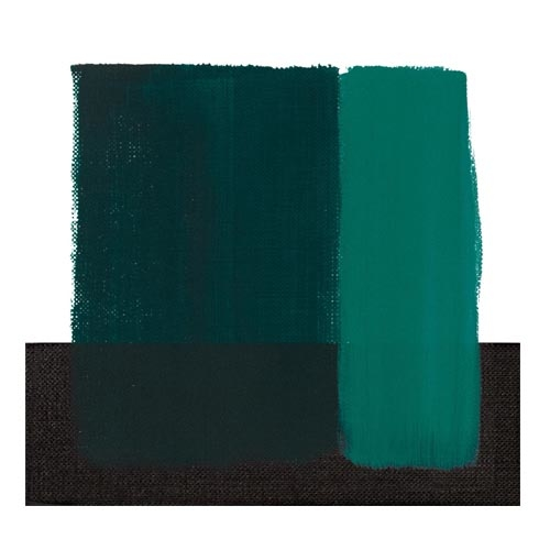 マイメリ クラシコ油絵具60ml 340パーマネントグリーンディープ