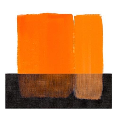 マイメリ クラシコ油絵具200ml 110パーマネントオレンジ