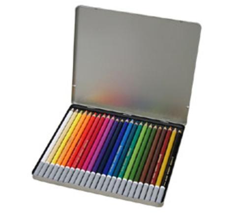 スタビロ カーブオテロ パステル色鉛筆 24色セット