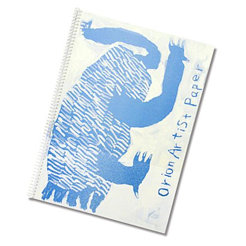 オリオン マイスケッチブック MS-B4(ダチョウ)