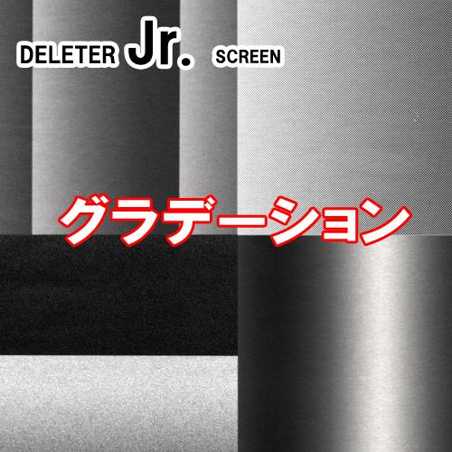 デリーター ジュニアスクリーン <グラデーション>