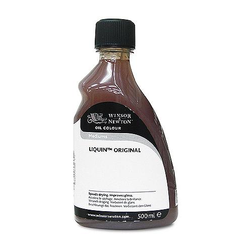 W&N 画用液 リクイン・オリジナル 500ml