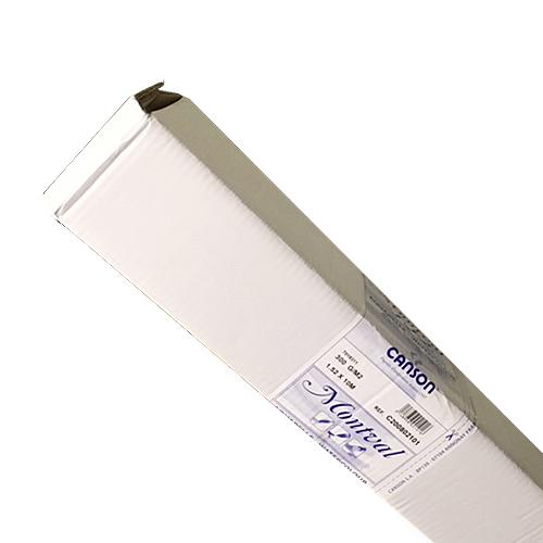 【ロール】モンバルキャンソン水彩紙(300g)1.52x10m巻