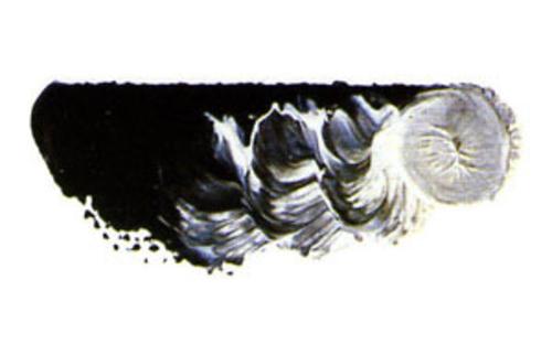 マツダ スーパー油絵具6号(20ml) 1701 アイボリーブラック