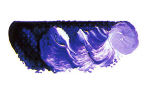 マツダ スーパー油絵具9号(40ml) 1108 スーパーバイオレット