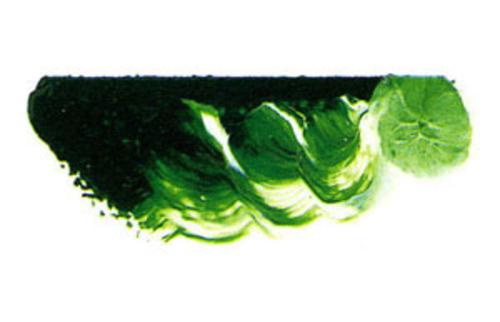 マツダ スーパー油絵具9号(40ml) 1317 スーパーグリーンディープ