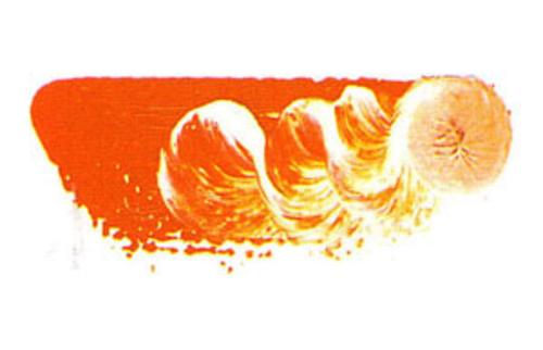 マツダ スーパー油絵具9号(40ml) 1504 カドミウムレッドオレンジ