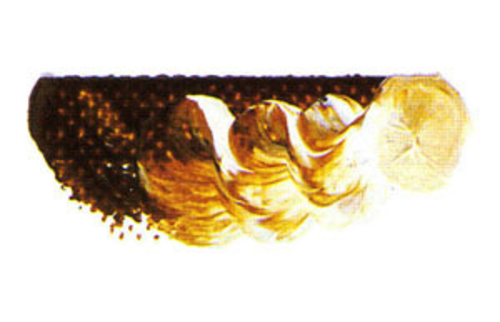 マツダ スーパー油絵具9号(40ml) 1610 トランスオキサイドイエロー