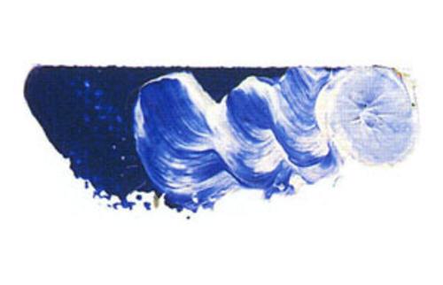 マツダ スーパー油絵具6号(20ml) 1200 コバルトブルーディープ