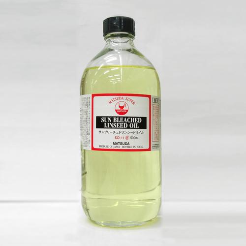 マツダ スーパー画用液 サンブリーチュドリンシードオイル 500ml
