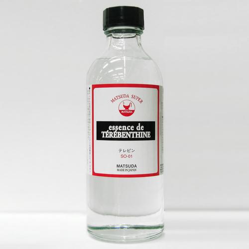 マツダ スーパー画用液 テレピン 250ml