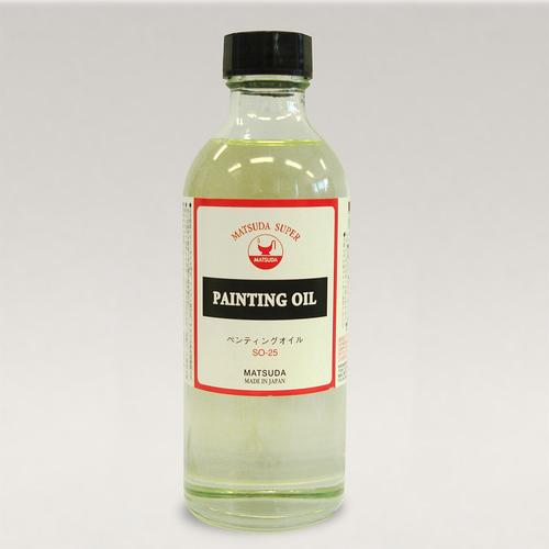 マツダ スーパー画用液 ペンティングオイル 250ml