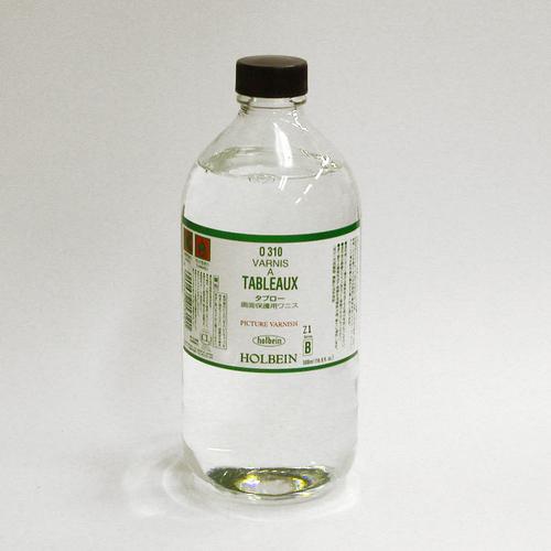 ホルベイン 画用液 タブロー 500ml(O310)