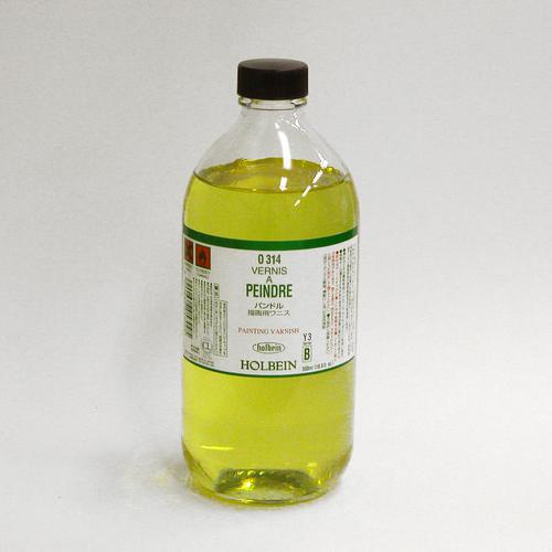 ホルベイン 画用液 パンドル 500ml(O314)