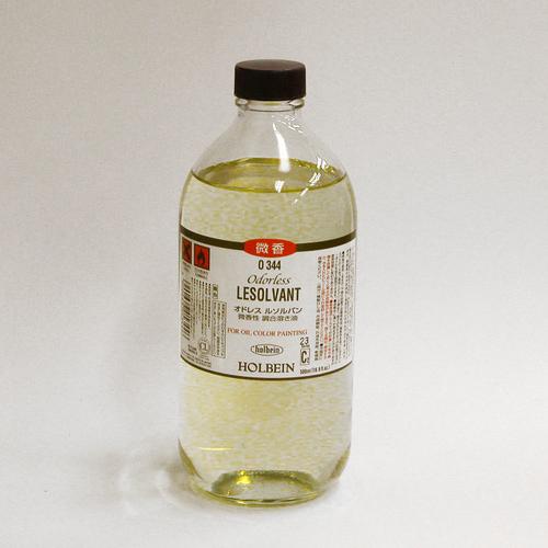 ホルベイン 画用液 オドレスルソルバン 500ml(O344)
