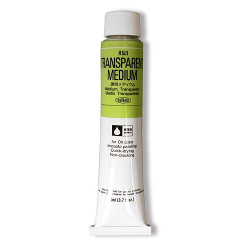 ホルベイン 画用液 透明メディウム 20号(H501)