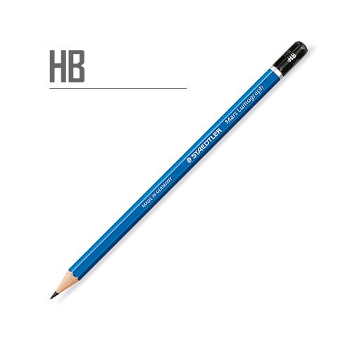 ステッドラー マルスルモグラフ製図用鉛筆 HB