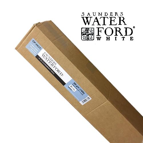 【ロール】ウォーターフォード水彩紙ホワイト(300g)中目 1.52x10m巻