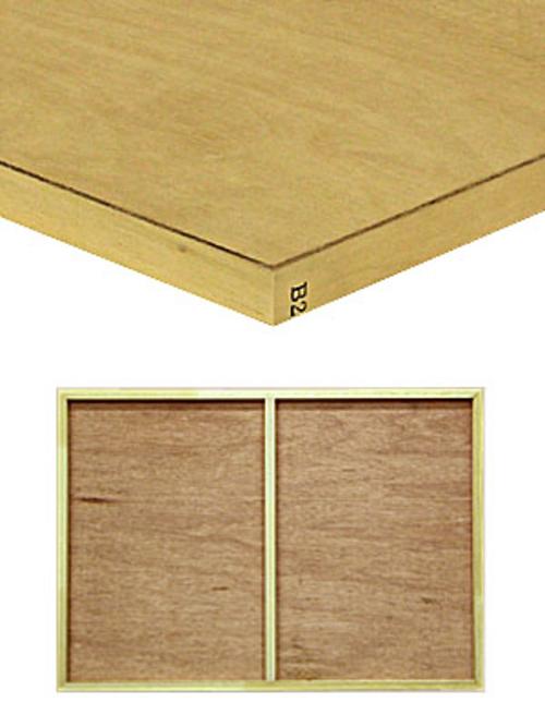 木製パネル B2