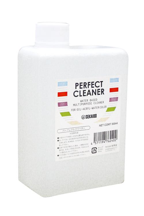 世界堂 画用液 パーフェクトクリーナー 1L