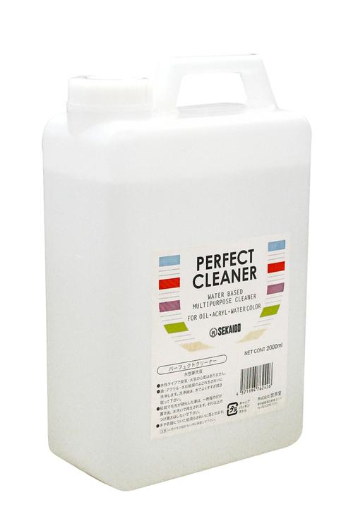 世界堂 画用液 パーフェクトクリーナー 2L